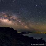 El cielo nocturno de La Palma, entre los 10 más asombrosos del mundo
