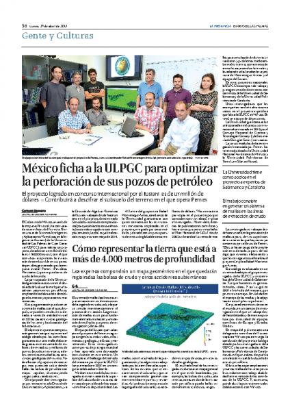 México ficha a la ULPGC…