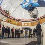 El JKT, histórico telescopio del Observatorio del Roque de los Muchachos, vuelve a operar