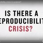 ¿Qué piensan los investigadores sobre la reproducibilidad de la ciencia?