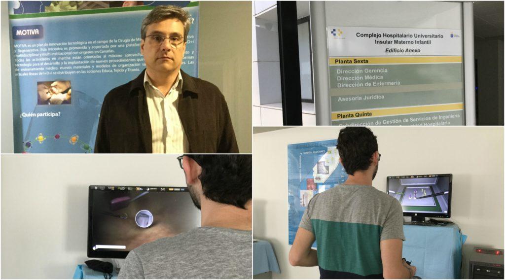 Proyecto MACbioiDI, coordinado por la ULPGC. / C.S.